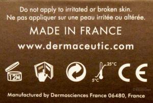 ミルクピールフランス製
