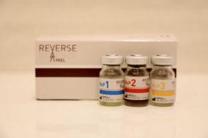 リバースピール薬剤