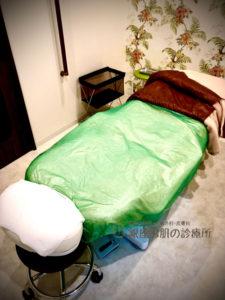 治療ベッド感染対策
